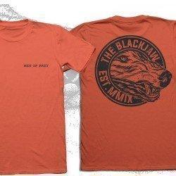 "Camiseta ""Men of Prey"" Roja"