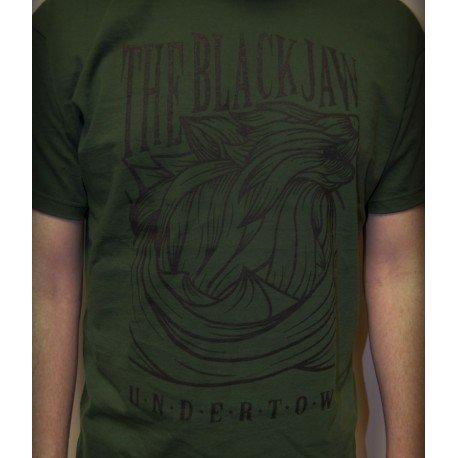 """Camiseta """"Wolves"""" Verde"""
