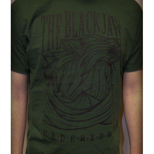 """""""Wolves"""" Green T-shirt"""